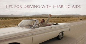 Tips for Driving Safely with Hearing Aids