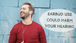 Earbud Use Could Harm Your Hearing