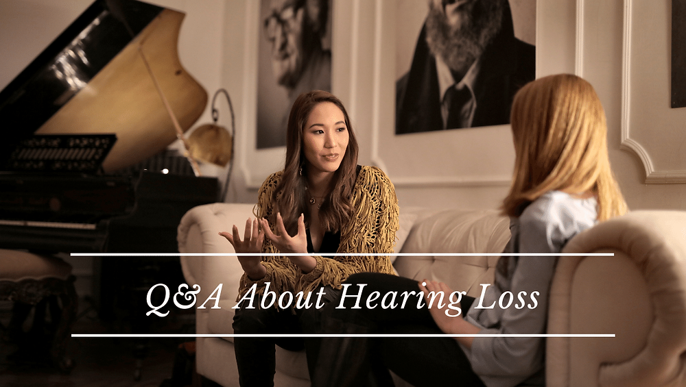 Q&A about hearing loss
