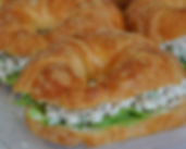 Catering by Katherine Chicken Salad Croissants