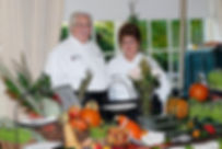 Catering by Katherine Founders, Katherine and Gil Altinok