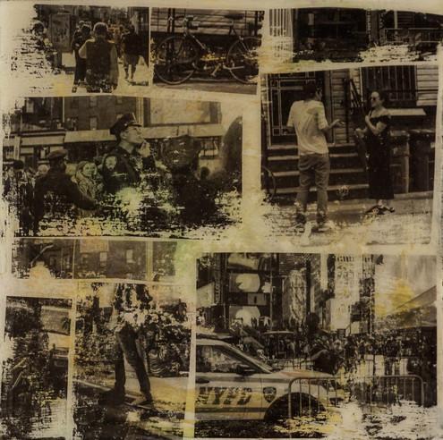 Street Scenes NYC C