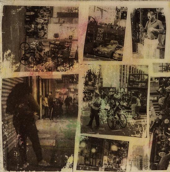 Street Scenes | New York City H - Print