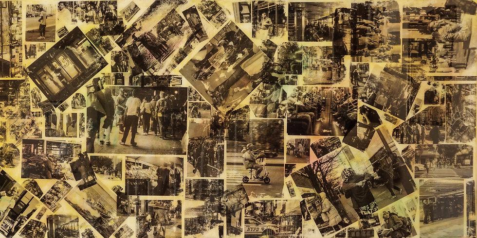 Street Scenes | New York City #7B - Print