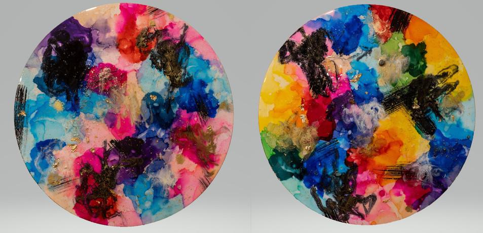 Resonance Circles (Commission)