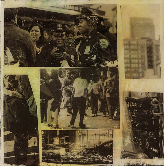 Street Scenes | New York City A - Print