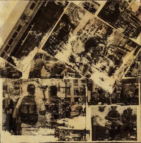 Street Scenes | New York City #5 - Print