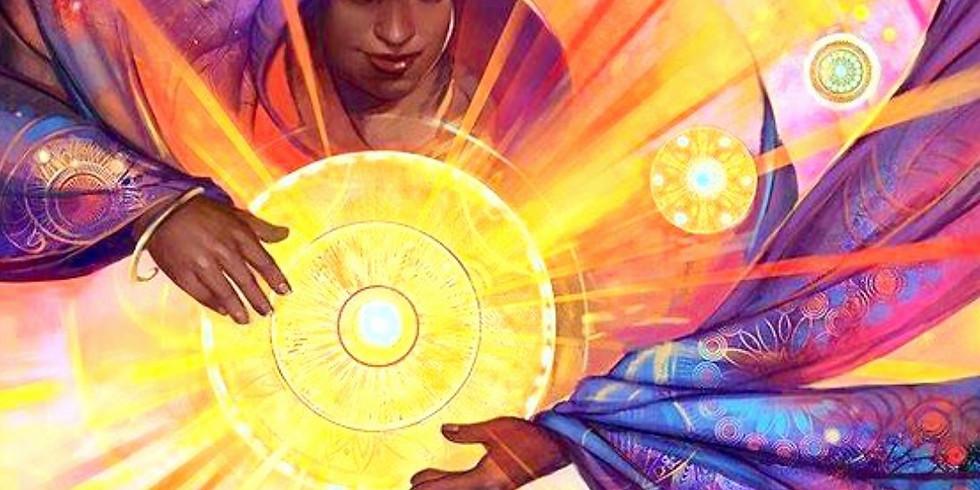 Initiation: Transmission du coeur Amour des Mères Universelles