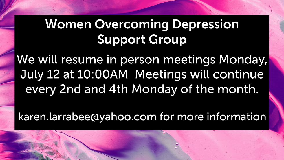 Women Overcoming Depression                                     Support Group.png