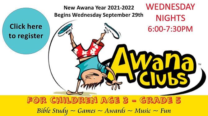 Awana begins Announcement.jpg