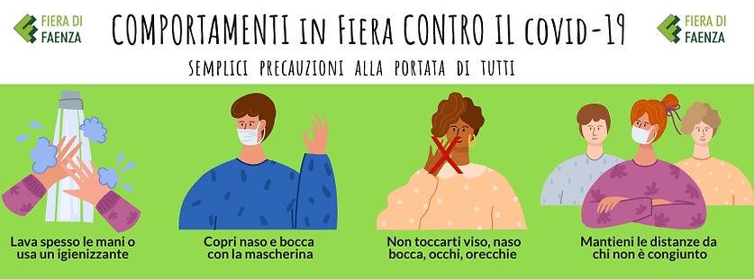 precauzioni in fiera - Copertina di Face