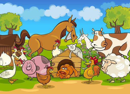 La fattoria in fiera