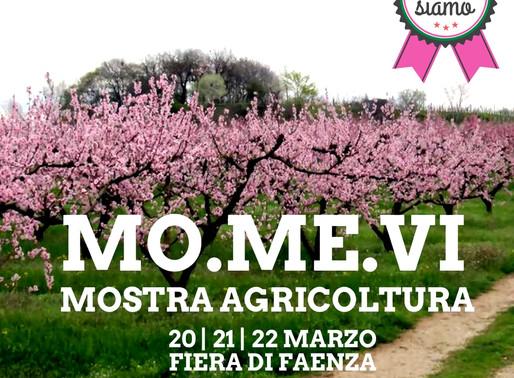 Dal 20 al 22 marzo confermati Momevi e Mostra Agricoltura Faenza