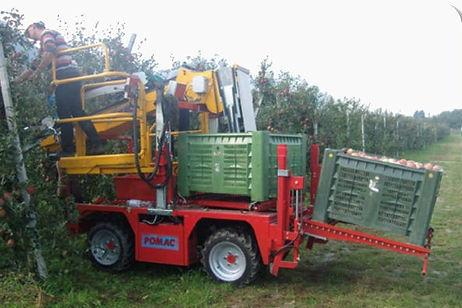 carro raccolta frutta momev