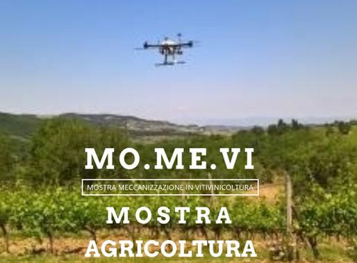 Con droni e sensori l'agricoltura è intelligente