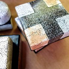 Lacquer Art Atelier 髹飾硏習:蛋殼鑲嵌