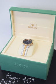 Rolex box