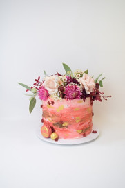 Floral buttercream