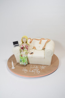 Couch scene