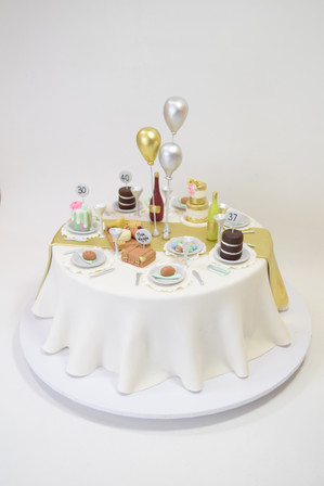 Miniature Dinner Party