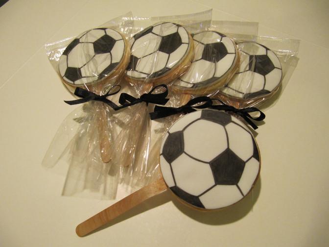 soccer ball pops