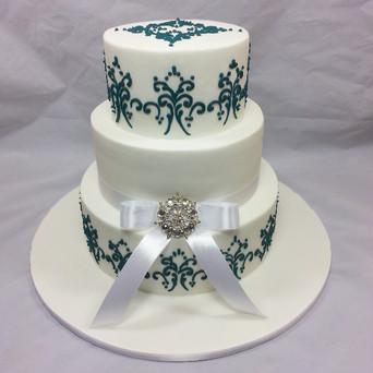 #weddingcake #cakeladycakes