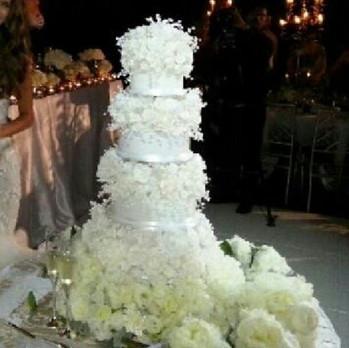#weddingcake #sugarflower