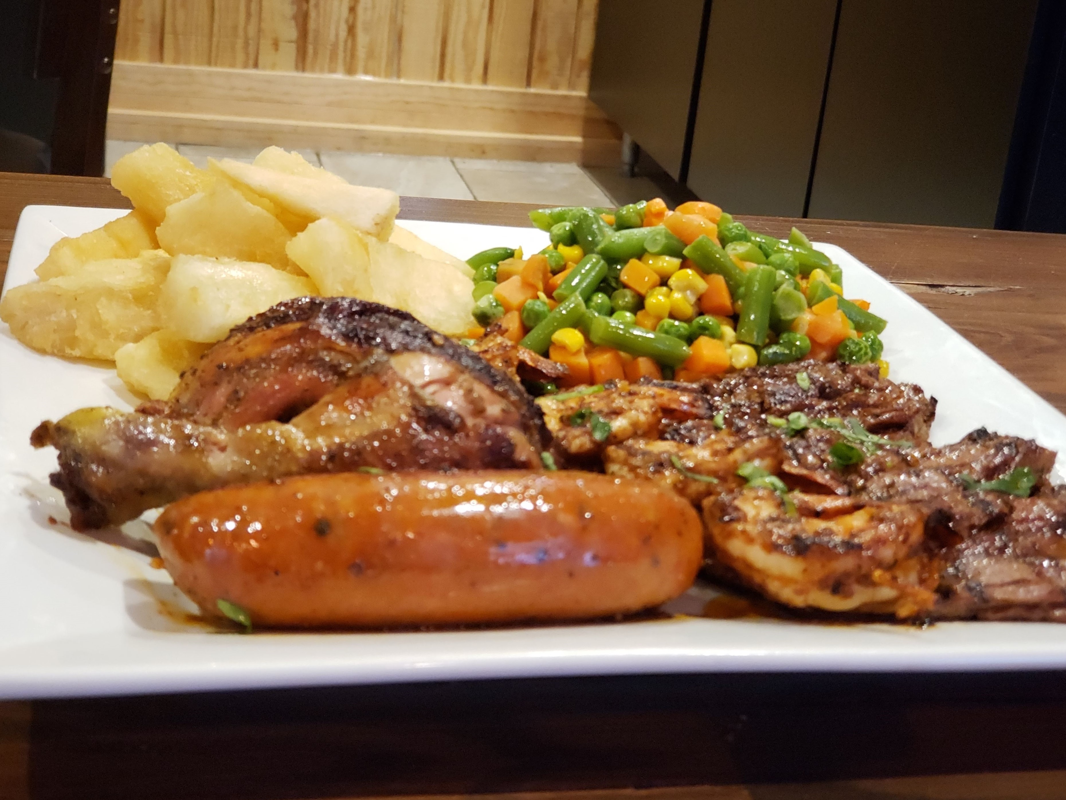 Parillada / Mixed Grilled Meat