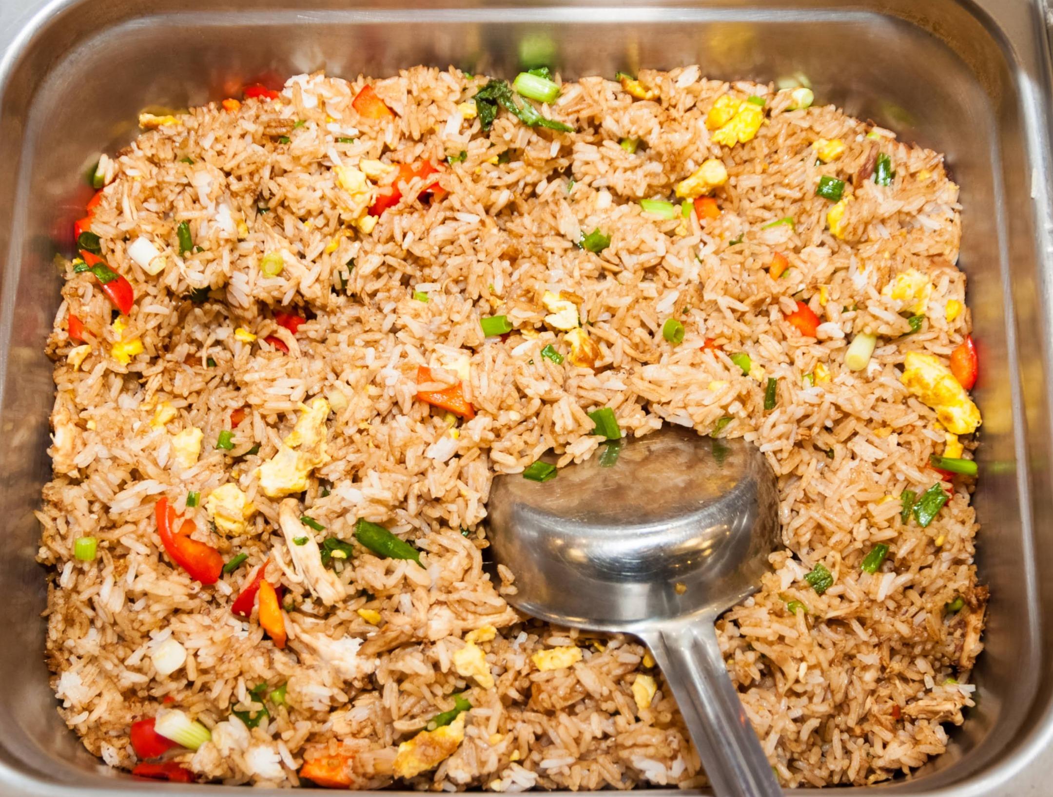 Fried Rice (Chaufa Rice)
