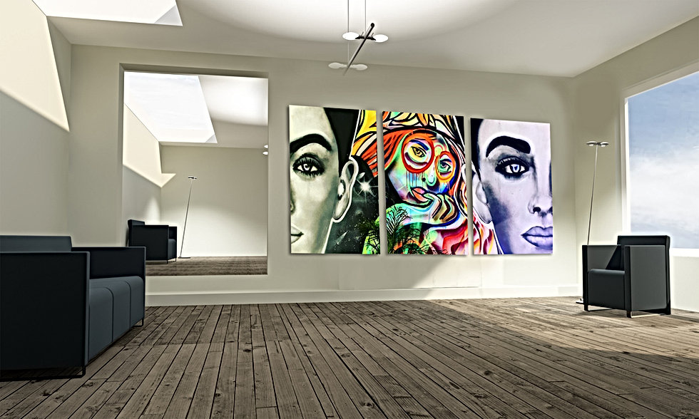Individual Art, Stebo Art, Interior Art