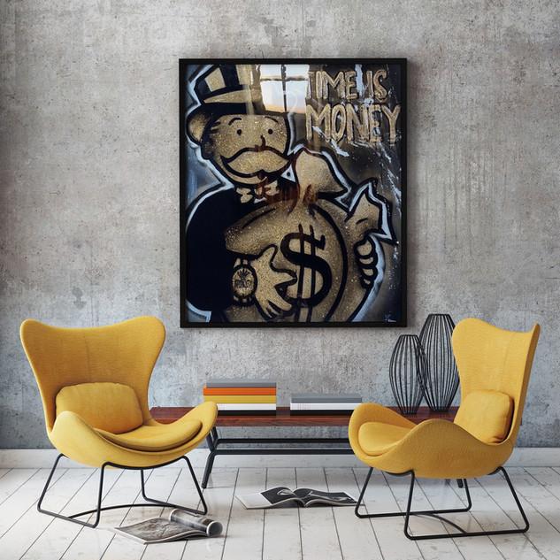 Gold Mono