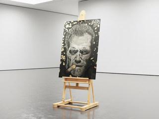 Goldener Arnold Schwarzenegger