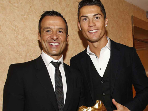 Cristiano Ronaldo e o seu agente, doaram milhões em material de cuidados Intensivos para a Covid