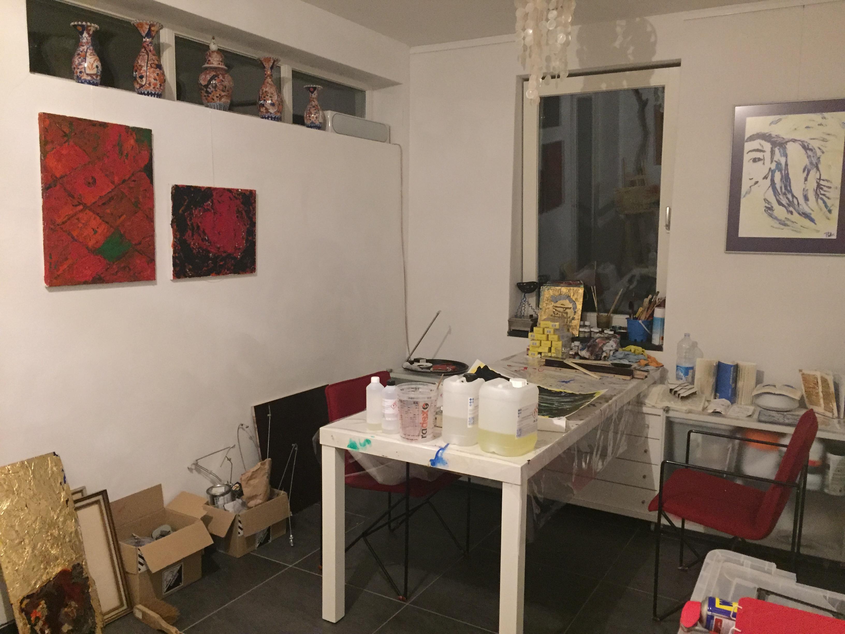 In my workshop 11