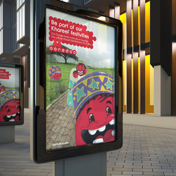 Khareef Salalah - Mascots