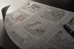 Brand Campaign - Storyboard