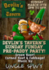 Copy of Template st patricks day - Made
