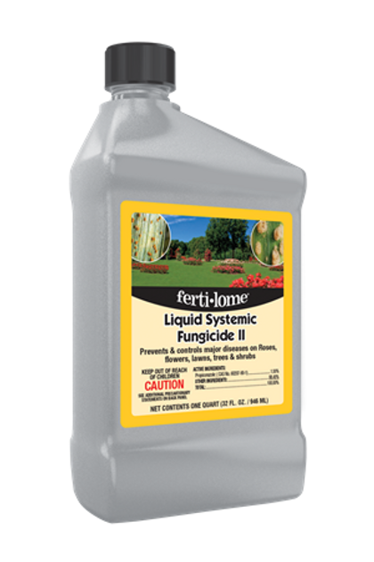 Fertilome Liquid Systemic Fungicide