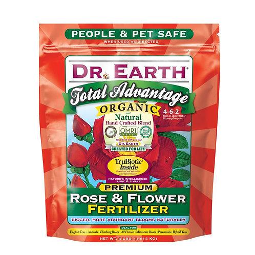 Dr. Earth Rose & Flower Fertilizer