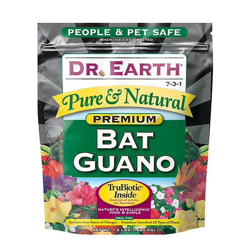 Dr. Earth Bat Guano