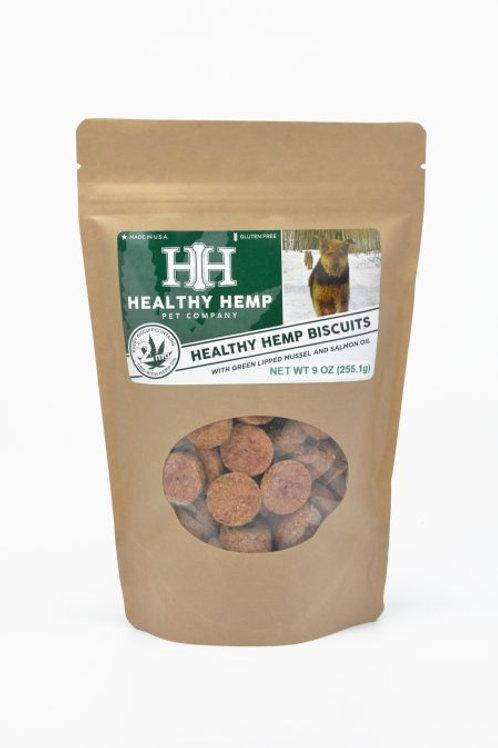 Healthy Hemp Cannabiscuit