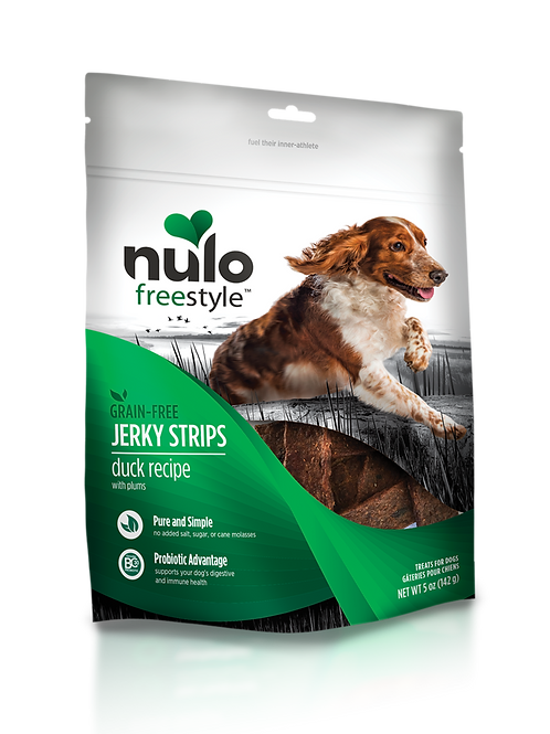 Nulo Freestyle Jerky Strips Duck Recipe