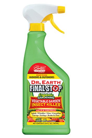 Dr. Earth Vegetable Garden Insect Killer