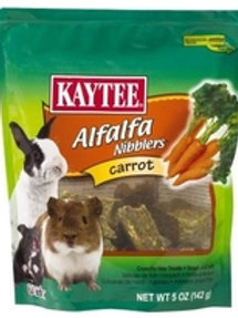 Kaytee Carrot Alfalfa Nibblers