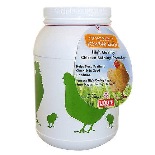 Chicken Bath Powder