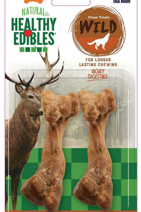 Nylabone Healthy Edibles With Real Venison