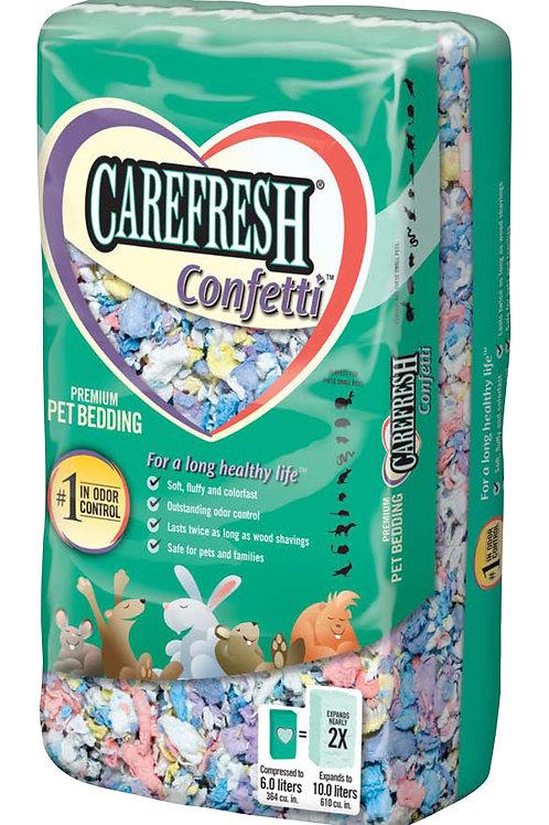 Carefresh Confetti Bedding