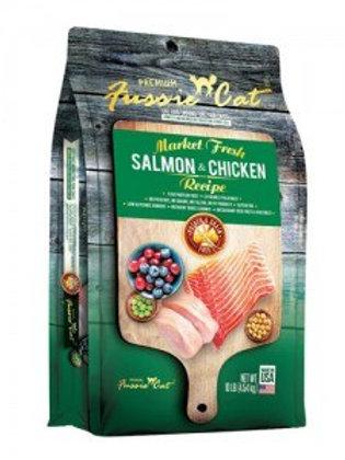 Fussie Cat Chicken & Salmon