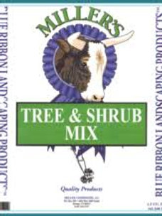 Miller's Tree & Shrub Mix