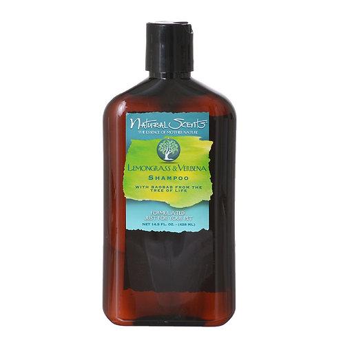 Natural Scents Lemongrass & Verbena Shampoo